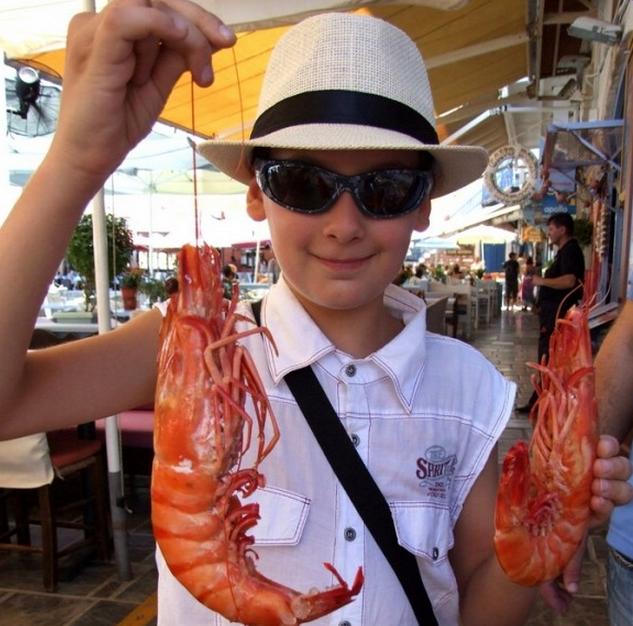 Критская еда