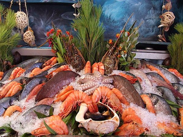 Морские фрукты