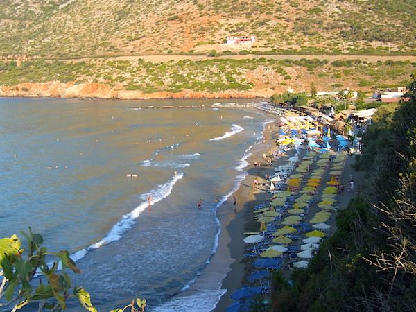 Третий пляж