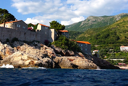 Sveti Stefan, Crna Gora