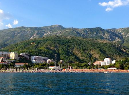 Милочер, Черногория