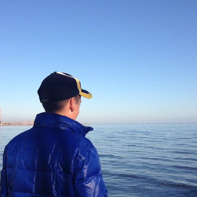 Иди гуляй к морю!