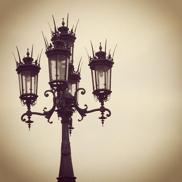 Дрезденский фонарь