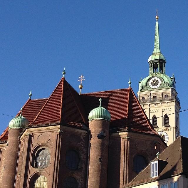 Heiliggeistkirche - готическая церковь Св.Духа