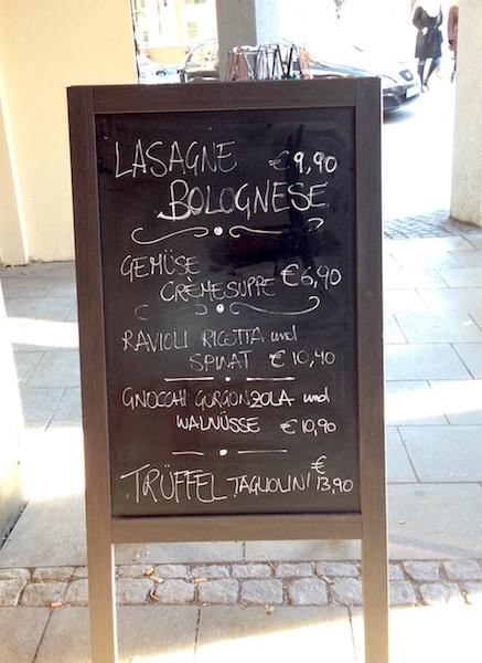 Restaurant Lady Tigella, Munich