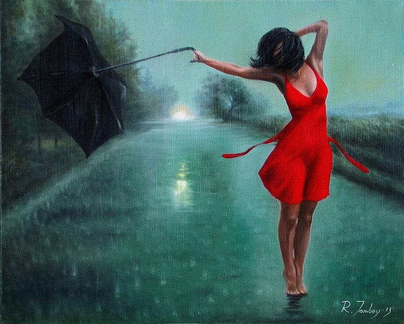 Танец под дождём - Рауф Джанибеков