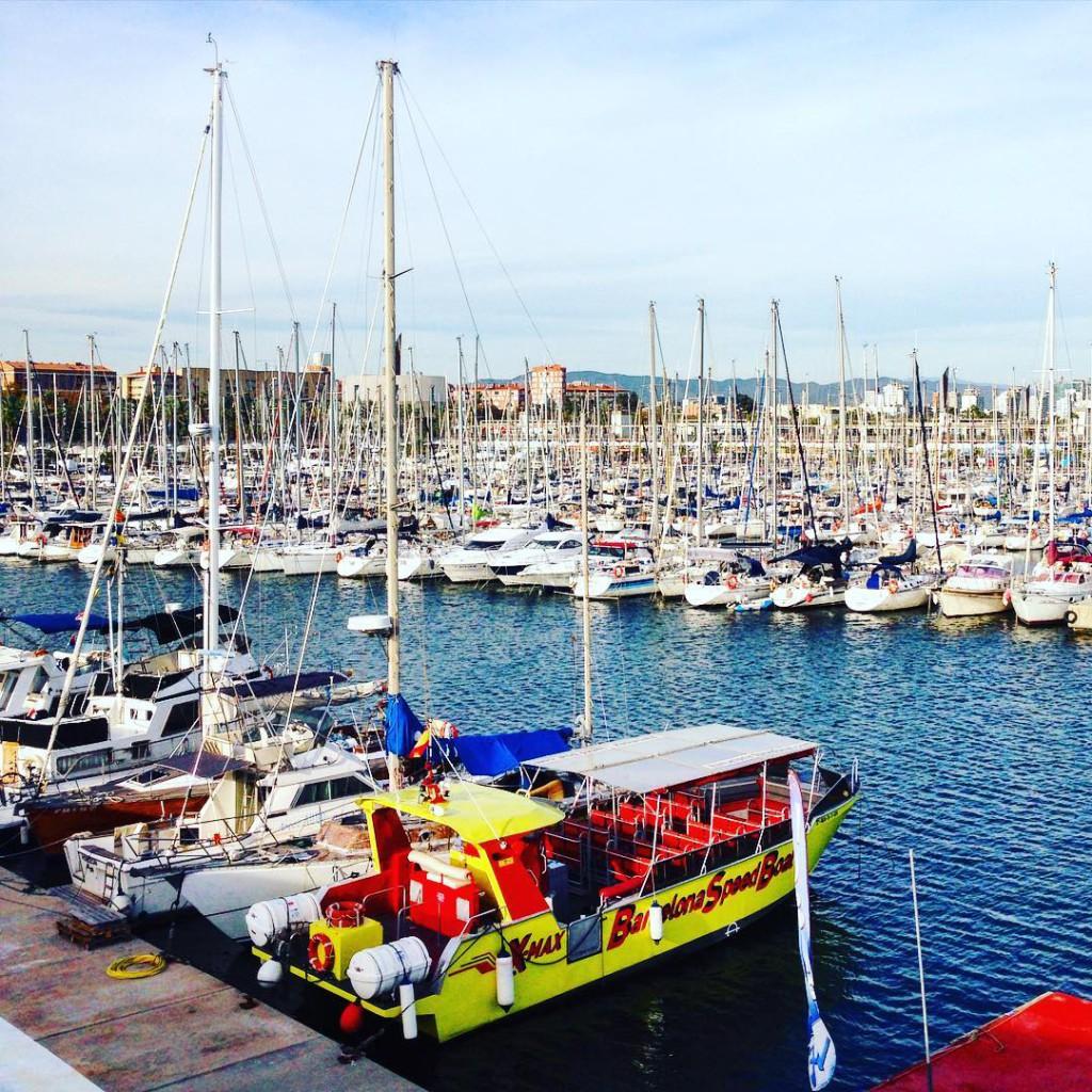 Порт Олимпик, Барселона