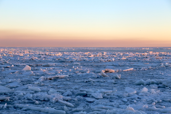 Хроники Азовского моря
